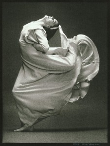 """Graham performing in """"Frontier"""""""