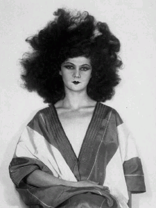 Helen Tamiris photographed by Man Ray